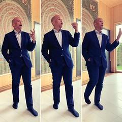 Cory Booker (mondonville) Tags: politicien chaussettes politician socks