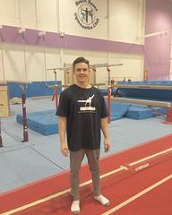 Brinn Bevan - 3 (mondonville) Tags: gymnaste chaussettes gymnast socks