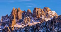Croda da Lago (Brascuz) Tags: dolomites mountains nikon nikond7200 winter snow landscape unesco cortinadampezzo tokina nature italy alps crodadalago dolomiti