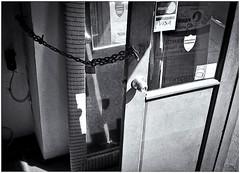 Pentax Auto 110 Super (1982) (Black and White Fine Art) Tags: pentaxauto110super1982 pentaxmini pentax fomapanclassic100 kodakd76 sanjuan old san juan oldsanjuan viejosanjuan puertorico niksilverefexpro2 lightroom3 bn bw