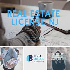 Real Estate License NJ- BLVD School (blvdschoolofrealestate) Tags: real estate license nj