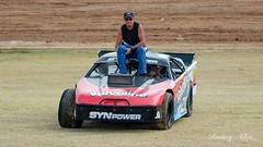 Steve Williams, Huntly Speedway, NZ - 15/2/20 (Grumpy Eye) Tags: steve williams nikon d7000 nikkor 200mm 28 huntly speedway saloon championship nz