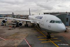 Airbus A340-300 D-AIFC Lufthansa 20181028 Frankfurt (steam60163) Tags: frankfurt frankfurtairport lufthansa airbusa340