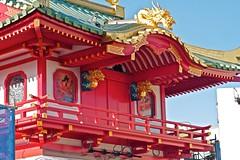 Renewing (tez-guitar) Tags: station architect vintage old japan style leica leicacl voightlander enoshima kanagawa