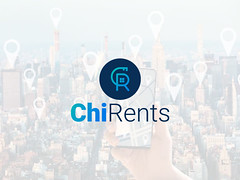ChiRents (studiokingportfolio) Tags: minimalist logof lat professional business logo brand identity design modern flat minimal luxury creative management consulting financial wealth advisor iconic vector crafted custom hand drawn enterprise