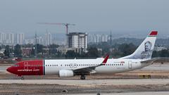 Norwegian (Minna Canth Livery) B738, EI-GBI, TLV (LLBG Spotter) Tags: airline aircraft b737 tlv eigbi special norwegian llbg