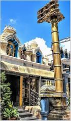 Dwajasthambam (Ramalakshmi Rajan) Tags: nikon nikond750 nikkor24120mm bangalore placesofworship worship temples temple india lifeinindia karnataka