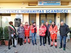 Inaugurazione presidio Humanitas Ginestra Fiorentina