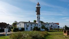 Unterwegs auf der Insel Poel  (30) (berndtolksdorf1) Tags: deutschland mecklenburgvorpommern ostsee inselpoel leuchtturm timmendorf outdoor gebäude