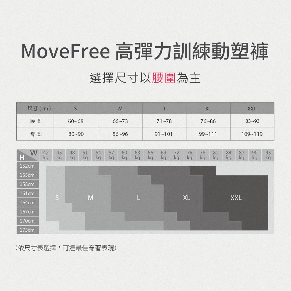 Mollifix 瑪莉菲絲 MoveFree高彈力訓練動塑褲 (黑+藏青)