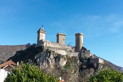 Château de Foix (Kilian ALL) Tags: ariege pyrenees montagne mountain chateau castle foix