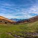 Panorama sur les Pyrénées