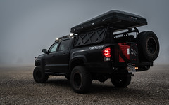 20200215-A7R07422 (Chasing Fenris) Tags: tacoma toyota pickup truck adventuremobile adventure adventurevehicle lifted overland rooftoptent leitner mobtownoffroad ikamper stealthcustomseries