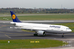 A300-D-AIAY (Plane-in-Frame) Tags: a300daiay lufthansa dusseldorf