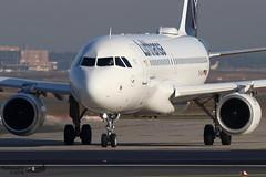 Airbus A319 -114 LUFTHANSA D-AILH 641 Francfort décembre 2019 (Thibaud.S.) Tags: airbus a319 114 lufthansa dailh 641 francfort décembre 2019