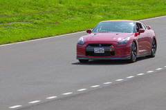 Happy Laps - Luddenham Raceway 2020-10 (andrew edgar .......) Tags: luddenham raceway bugatti veyron mclaren porsche drift laps sydney aystralia haltech sunshine green track