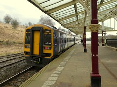 Heading to Leeds (Jacobite52) Tags: 158 class158 northern railway train hellifield