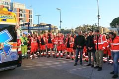 Inaugurazione ambulanza in ricordo di Niccolò Ciatti