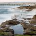 Ocean Beach: Cliffs and Pier