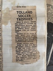 Tolland Wolves 50th anniversary