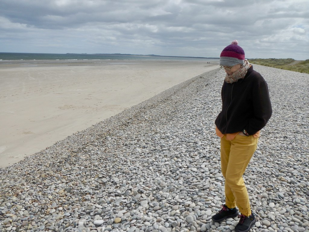 Findhorn Beach, Moray Firth
