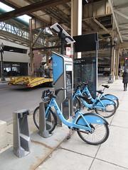 Divvy Bike Rental (TheTransitCamera) Tags: divvy bike rental share program bicycle chicago illinois city urban