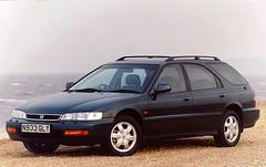 Honda Accord Aerodeck ES (VAGDave) Tags: honda accord aerodeck es 1996