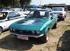 Opel Manta A Pick Up (michaelausdetmold) Tags: oldtimer fahrzeug auto car motorrad bike opel manta pickup