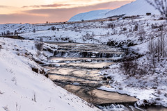 River Kaldakvisl (Einar Schioth) Tags: kaldakvisl river winter water waterfall sky snow day canon clouds cloud cliff canyon vividstriking bridge nationalgeographic ngc nature mountains landscape photo picture outdoor iceland ísland ice einarschioth