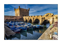 Sqala du Port (Olivier Faugeras) Tags: maroc essaouira morocco boat bateau pentax