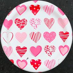 ❤️s (Timothy Valentine) Tags: squaredcircle valentinesday camera2 heart 2020 0220 plate home eastbridgewater massachusetts unitedstatesofamerica