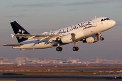 Airbus A319 -112 LUFTHANSA D-AIBJ 5293 Francfort décembre 2019 (Thibaud.S.) Tags: airbus a319 112 lufthansa daibj 5293 francfort décembre 2019 staralliance livery
