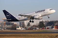 Airbus A319 -114 LUFTHANSA D-AILC 616 Francfort décembre 2019 (Thibaud.S.) Tags: airbus a319 114 lufthansa dailc 616 francfort décembre 2019