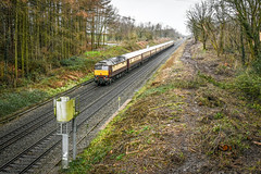 57601 near Lea Marston (robmcrorie) Tags: 57601 5z10 northern belle lea marston warwickshire class 57