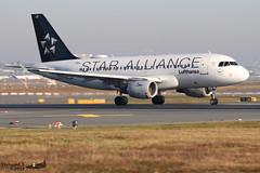 Airbus A319 -114 LUFTHANSA D-AILF 636 Francfort décembre 2019 (Thibaud.S.) Tags: airbus a319 114 lufthansa dailf 636 francfort décembre 2019 staralliance livery
