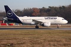 Airbus A319 -114 LUFTHANSA D-AILK 679 Francfort décembre 2019 (Thibaud.S.) Tags: airbus a319 114 lufthansa dailk 679 francfort décembre 2019