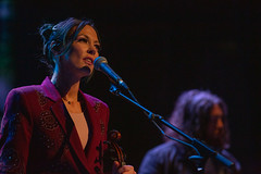 Amanda Shires - ATMOSPHERELESS-14 (Rich Tarbell) Tags: amanda shires atmosphereless charlottesville va virginia live concert photography rich tarbell