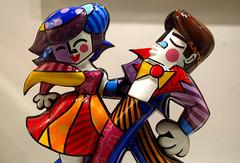 Swing (Don Claudio, Vienna) Tags: galerie augustin kunst art wien vienna romero britto swing