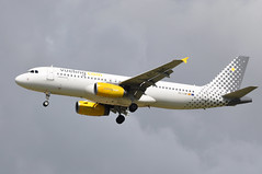 EC-LQK CDG (airlines470) Tags: msn 2589 a320232 a320 a320200 vueling airlines cdg airport ex spanair as ecjnc ecldk