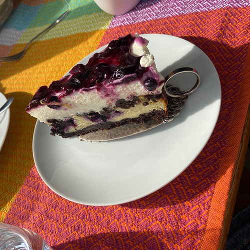 Delicious German Fruit Pie in Namibia