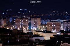 Campobasso - San Giovanni (Domenico Ciamarra) Tags: campobasso molise cb night notte long exposure multi nightly haida nisi