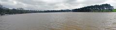 Photo of Field inundation next to River Eden
