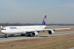 D-AIHD (toptag) Tags: airbusa340642 daihd a346 lufthansa muc eddm munich münchen aviation