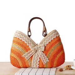 ✪ Queen in love Boutique coming through with Tora Straw Beach Bag ✪ ✭ * Occasion: Beach, Travel * Hardness: Hard * Main Material: Straw * Model Number: QIL1170 ✭️ 👉 https://ift.tt/37x9KZa 👈 ✪ STAR BUY — ONLY $39.99 USD ✪ (queeninlove.boutique) Tags: clutches bags backpacks