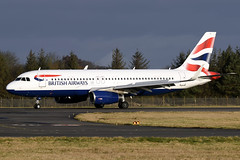 G-EUYO British Airways Airbus A320-232(WL) at Edinburgh Turnhouse Airport on 16 February 2020 (Zone 49 Photography) Tags: aircraft airliner aeroplane february 2020 edinburgh scotland egph edi turnhouse airport ba baw british airways airbusa320 airbus a320 321 200 232 wl geuyo