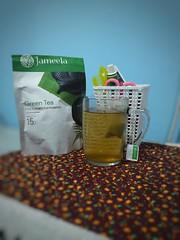 Teh daun jati cina (msulaeman583) Tags: green tea