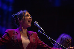 Amanda Shires - ATMOSPHERELESS-8 (Rich Tarbell) Tags: amanda shires atmosphereless charlottesville va virginia live concert photography rich tarbell