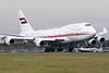A6-MMM / Dubai Air Wing / Boeing 747-422