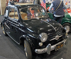 American Fiat 500 (Schwanzus_Longus) Tags: bremen classic motorshow german germany italy italian old vintage car vehicle micro compact fiat 500 500n