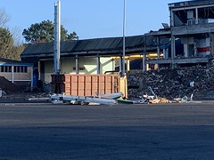 Photo of Demolition of Ards Leisure Centre